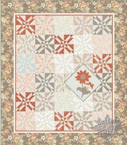 Moda Quilt Kit Martinique