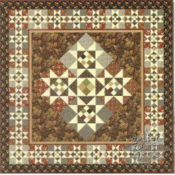 Arnolda attic quilt kit