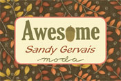 Awesome by sandy gervaise
