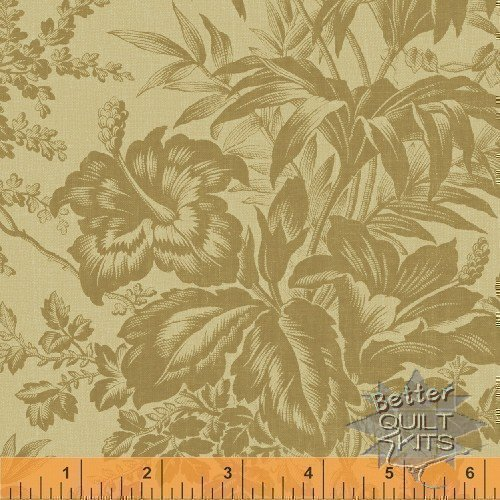 Windham Fabrics - Generals' Wives 33263-3 - Click Image to Close