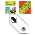 Creative Grids Template Hatchet Charming 5 Square