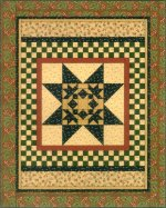 Star Shine Square Thimbleberries Quilt Kit