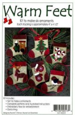 Warm Feet Ornaments Kit