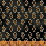 Windham Fabrics - Folk Art Village 31692-5
