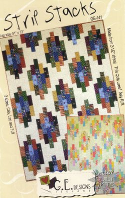 Strip Stacks Thimbleberries Fabric Quilt Kit [SSTQK-002] - $79.98 ... : better quilt kits - Adamdwight.com