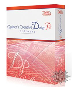 Quilters Creative Design Pro Software