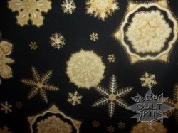 Robert Kaufman - Holiday Flourish 4 - Antique
