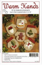 Warm Hands Ornaments Kit
