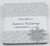 Moda - Snowman Gatherings Charm Packs