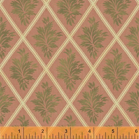 Seville Quilt Fabric - Windham Fabrics 31624-4 - Click Image to Close