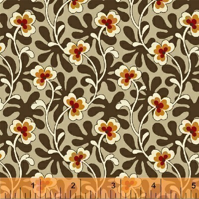 Shelburne Calico Garden - Windham Fabrics - 32132-1 - Click Image to Close