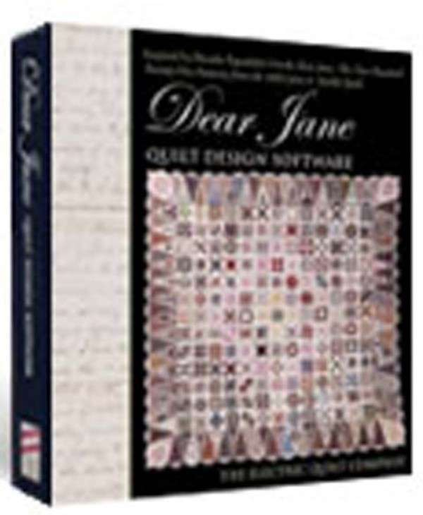 Dear Jane Quilt Design Software - Click Image to Close
