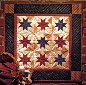 Scrap Stars Quilt Kit - Click Image to Close