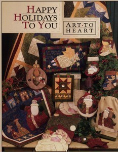 Art To Heart - Happy Holidays To You