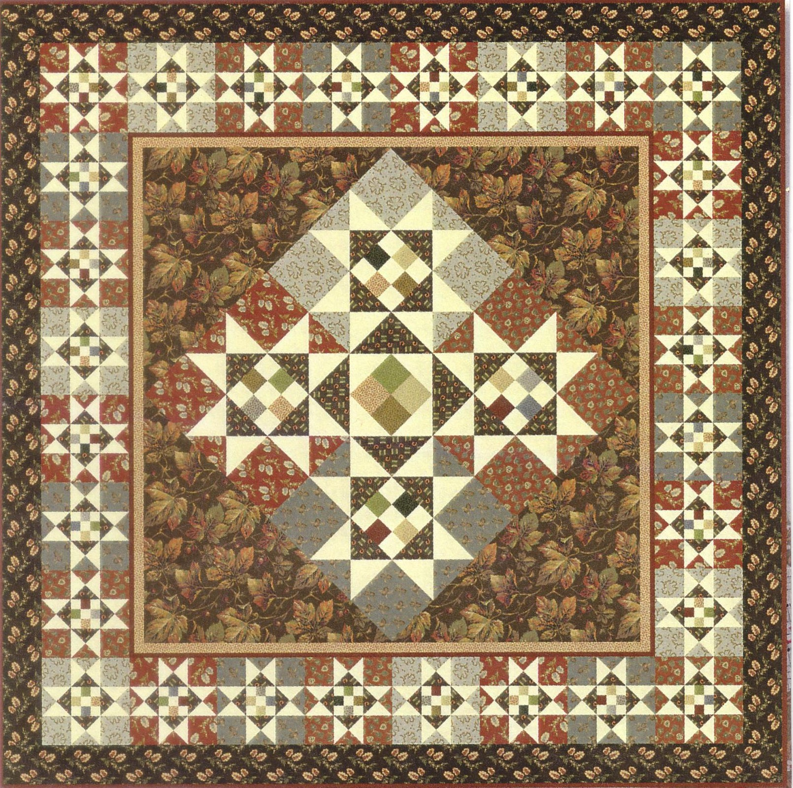 Whats' New : Better Quilt Kits - Moda Quilt kits ...