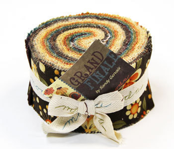 Moda Fabric- Grand Finale Jelly Roll