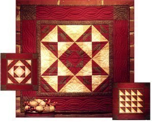 Autumn Star Quilt Kit
