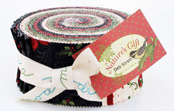 Moda Fabric- Natures Gift Jelly Roll