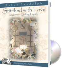 Stitched with Love book + software