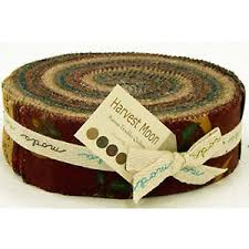Moda Fabric - Harvest Moon Jelly Roll
